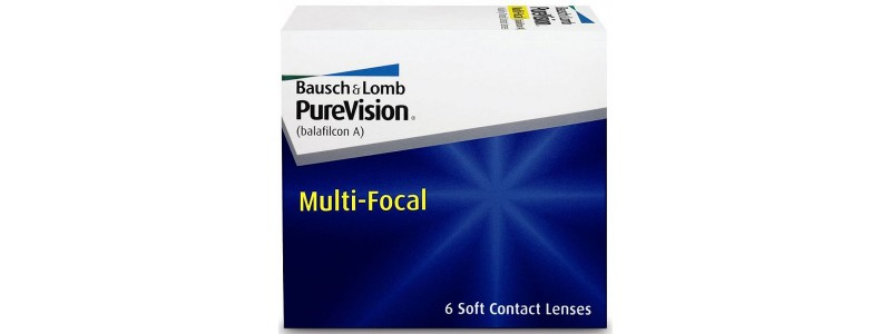 Контактные линзы Pure Vision Multi-Focal