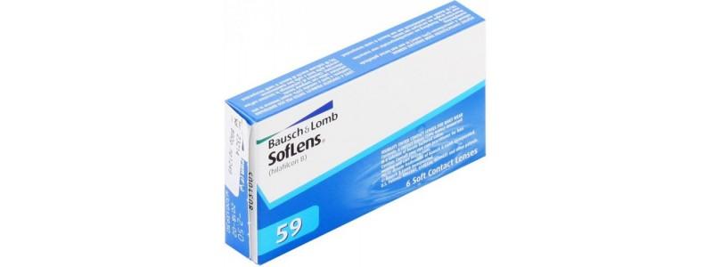 Контактные линзы SofLens 59