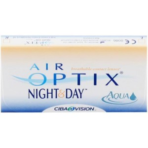 Контактные линзы Air Optix Night&Day Aqua