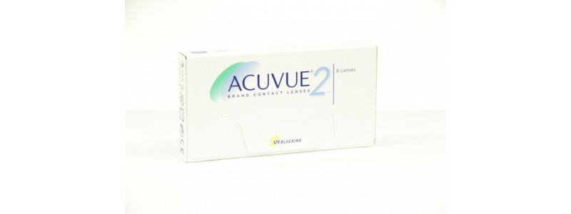 Контактные линзы Acuvue 2