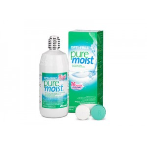 Раствор для линз OPTI FREE Pure Moist