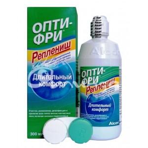Раствор для линз OPTI FREE RepleniSH